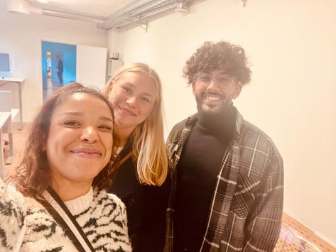 Invigning av Vakansas nya coworking -space i Solberga, Stockholm
