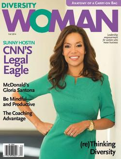 Diversity Woman Magazine, Fall 2014