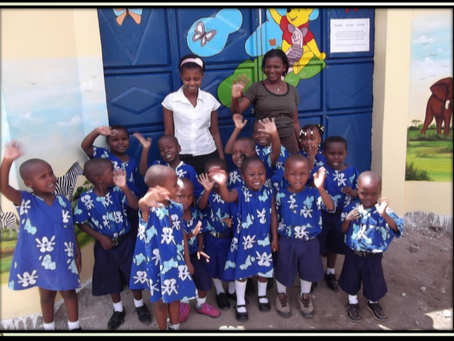 עזרה לילדי טנזניה