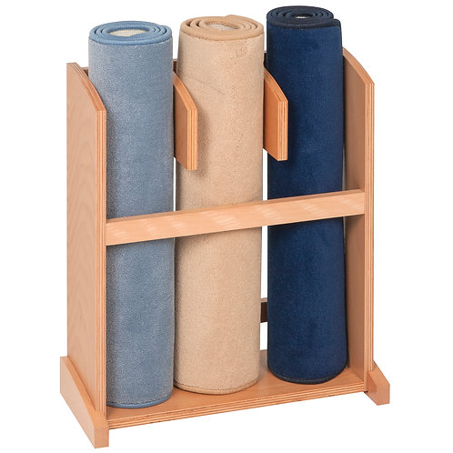 Stand For 3 Carpets מעמד עבור 3 שטיחים