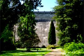 Healesville Dam