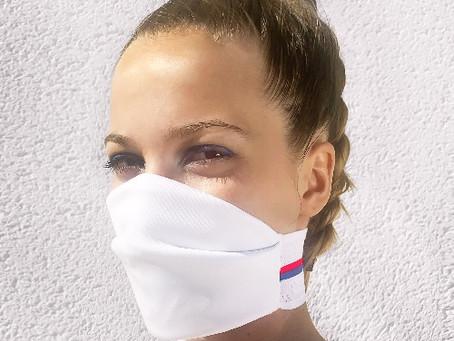 L'accessoire incontournable de l'hiver :    le masque !