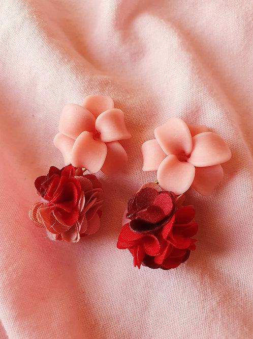 Flower bomb dangles
