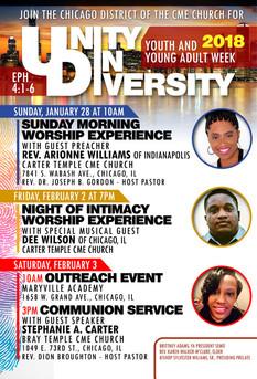 Unity In Diversity: Chicago, Illinois