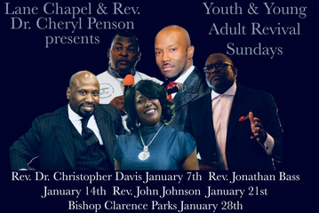 Youth & Young Adult Revival Sundays