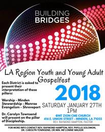 Louisiana Region Gospelfest