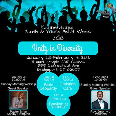 Unity In Diversity: Bridgeport, Connecticut