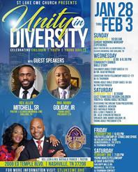 Unity In Diversity: Nashville, TN