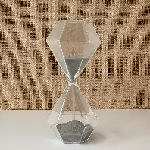 Reloj de Arena Small Gris