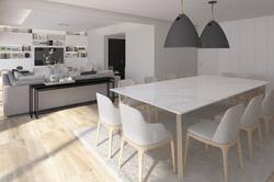 Reforma en diseño de interiores