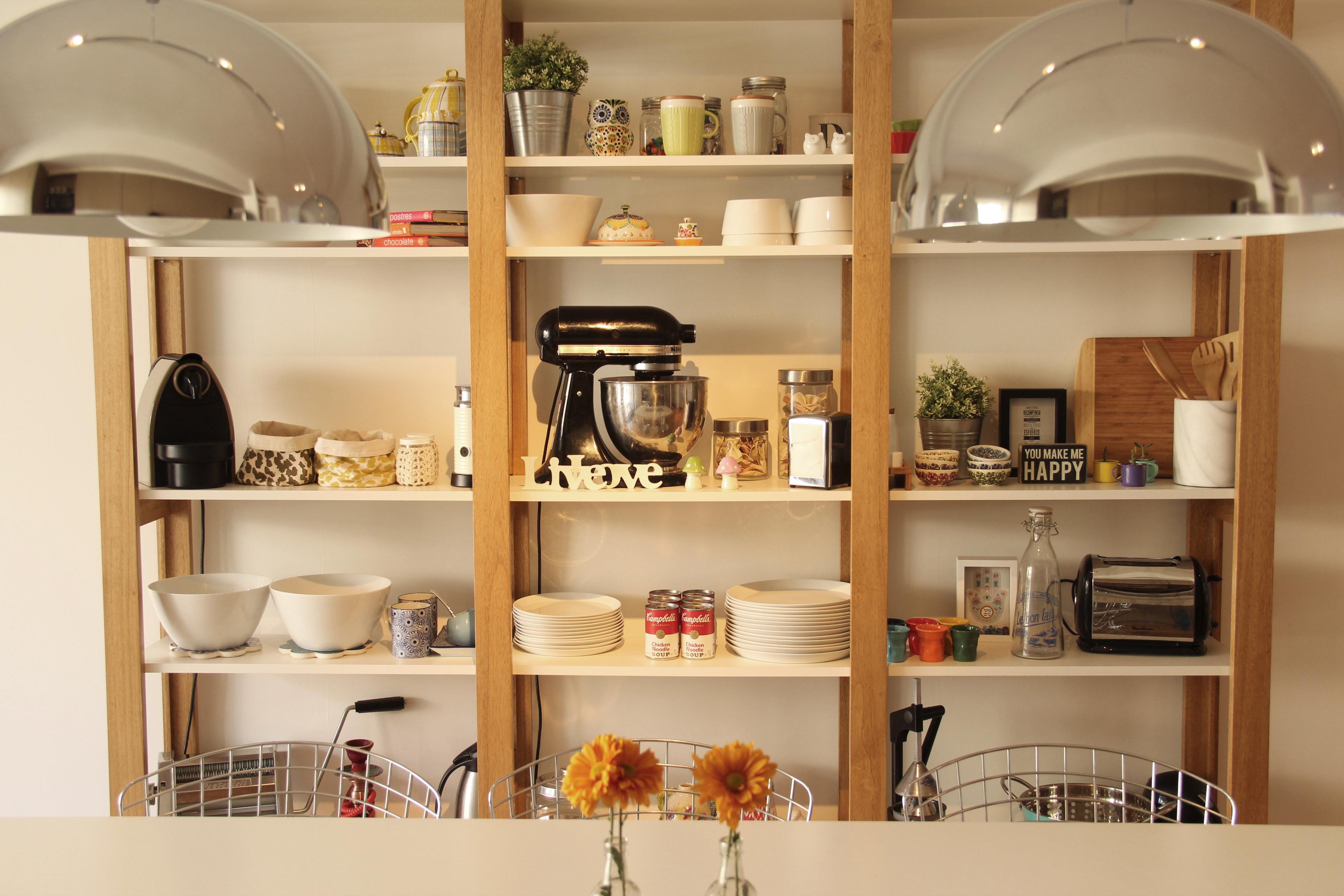 mueble kitchen aid y decoración