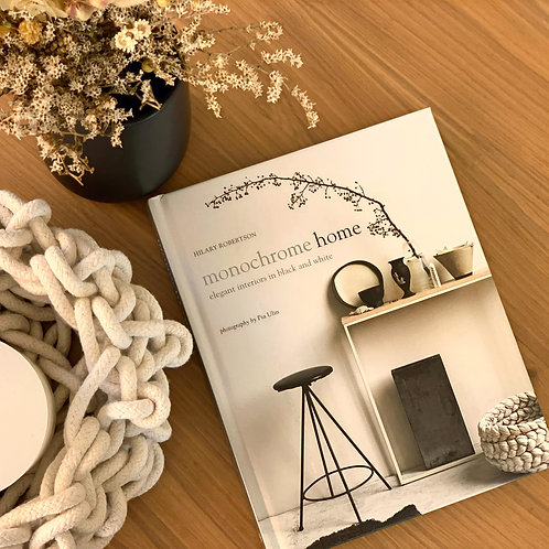 Libro MONOCHROME HOME