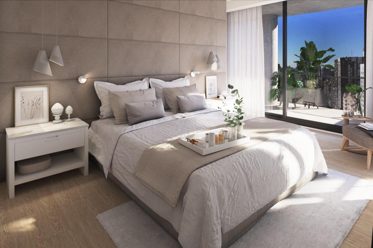 Diseño en cuarto weik belgrano