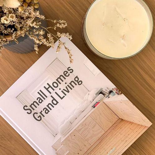 Libro SMALL HOMES GRAND LIVING