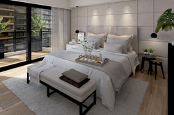 Dormitorio en República Dominicana