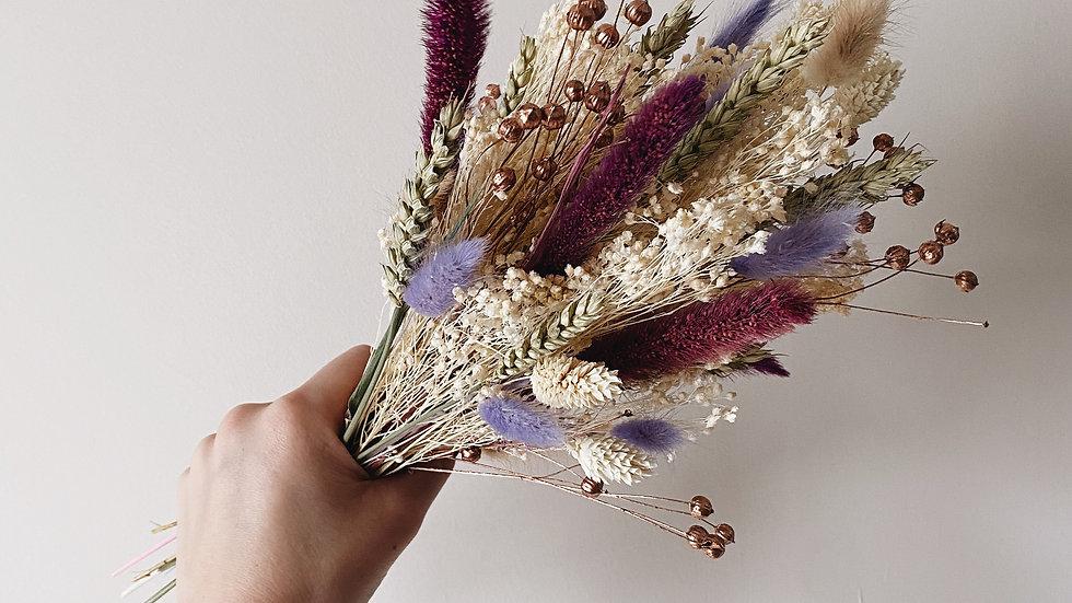 The DIY Joanne Bunch- Purple