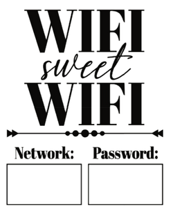 Wifi Sweet Wifi