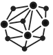 distributed-network-icon-vector-19249763
