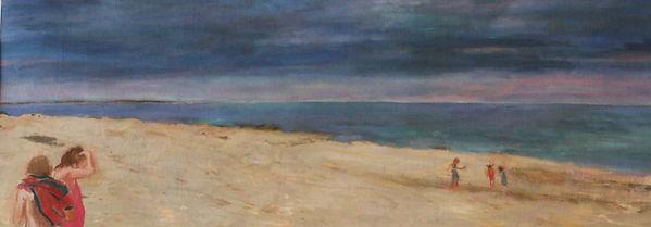 2009 Commande La plage de Marie et Thiba