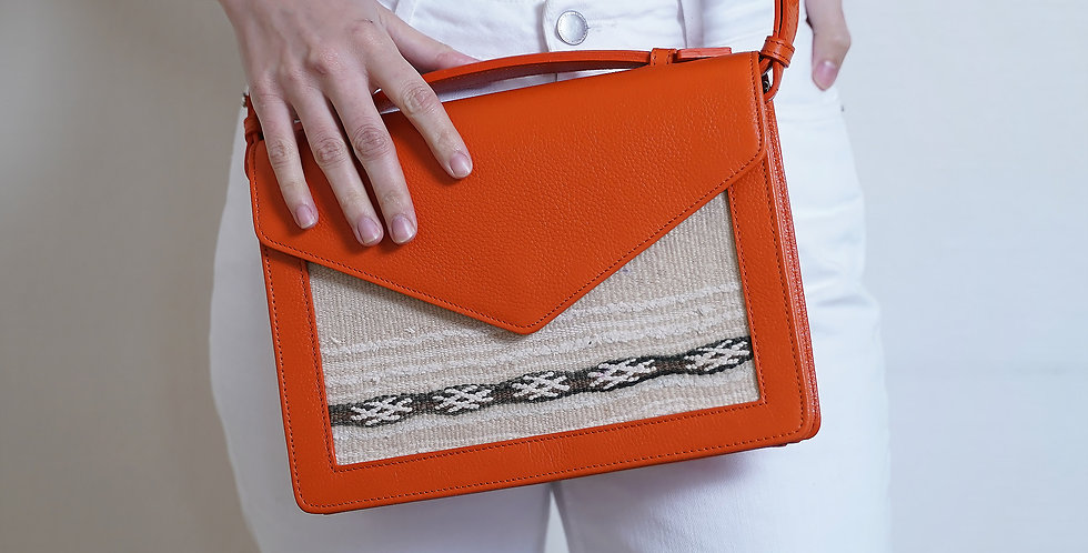 Sac ALOUANE Orange