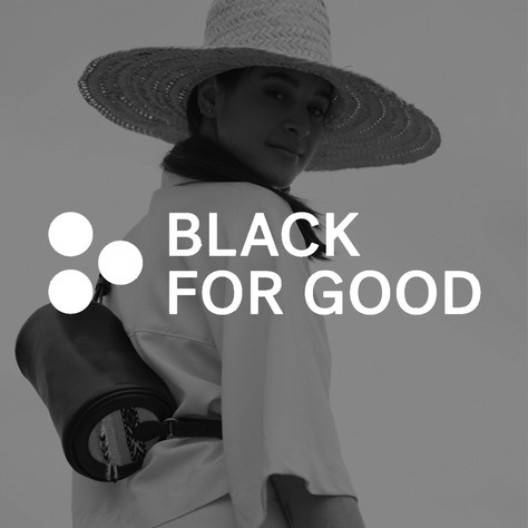 "Typology x Mykilim: La marque réaffirme ses engagements en participant au mouvement ""Black For Good"""