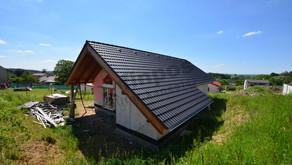 Rodinný dům typu Bungalov 273 m², zahrada