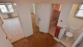 POZASTAVENO - Pronájem bytu 1+1 Praha 43,99m2, Plzeňská