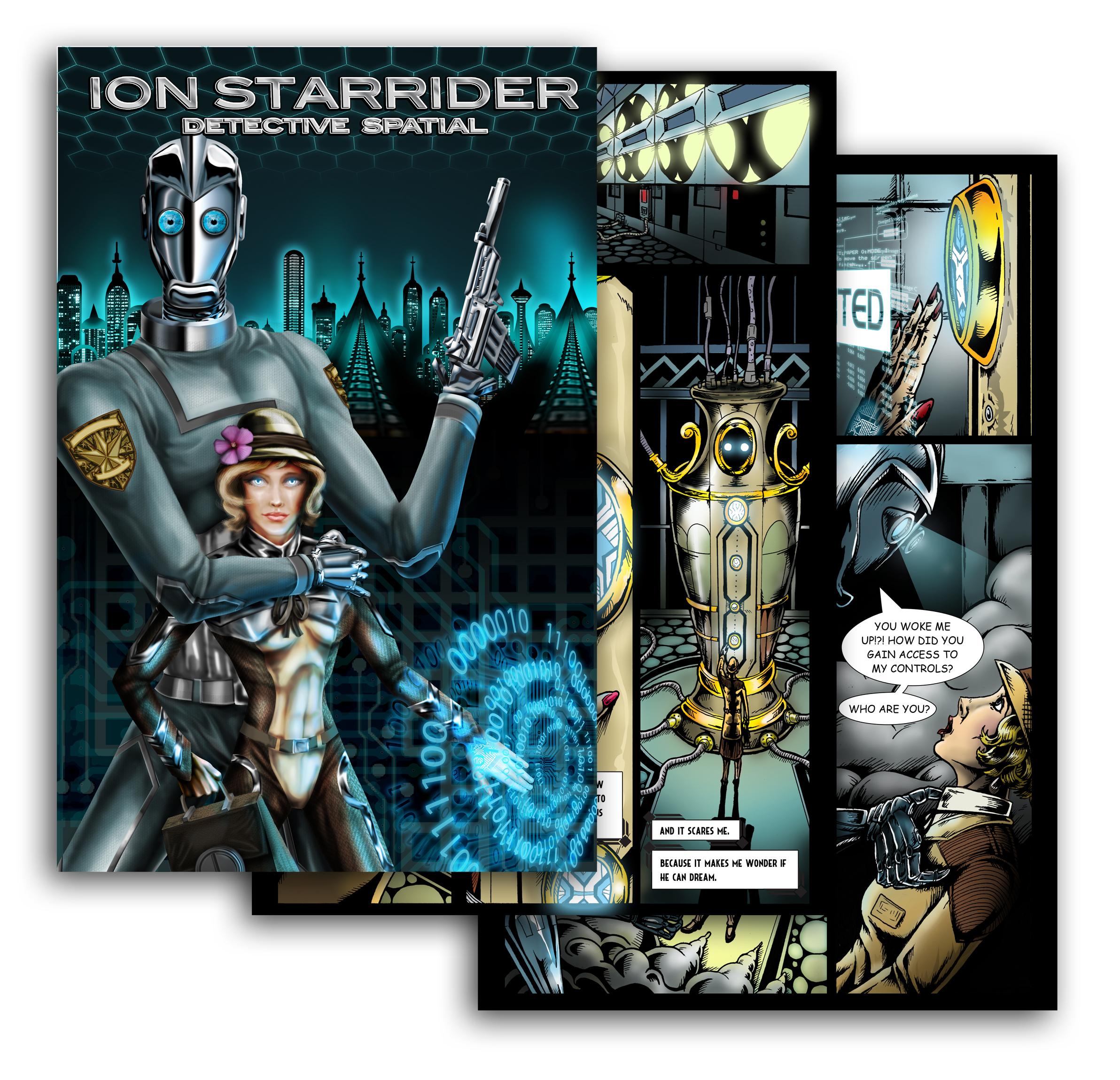Ion Starrider