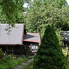 PRODÁNO NOVÁ CENA 319.000,-  Prodej chaty 24m², pozemek 603,6 m², Velká Chuchle Praha