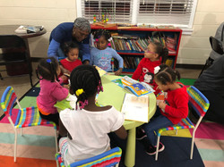 Photo website home page  - Child Care Ro