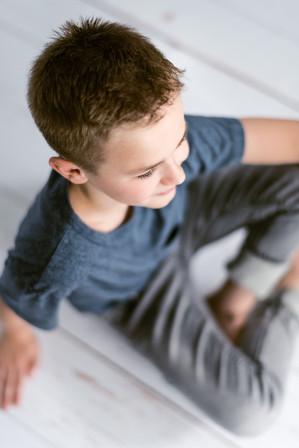 Fotoaufnahmen von Jungs