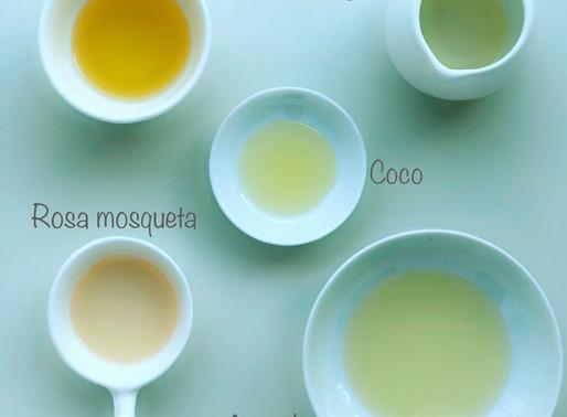 Como saber sí un aceite facial es el adecuado para tu piel?