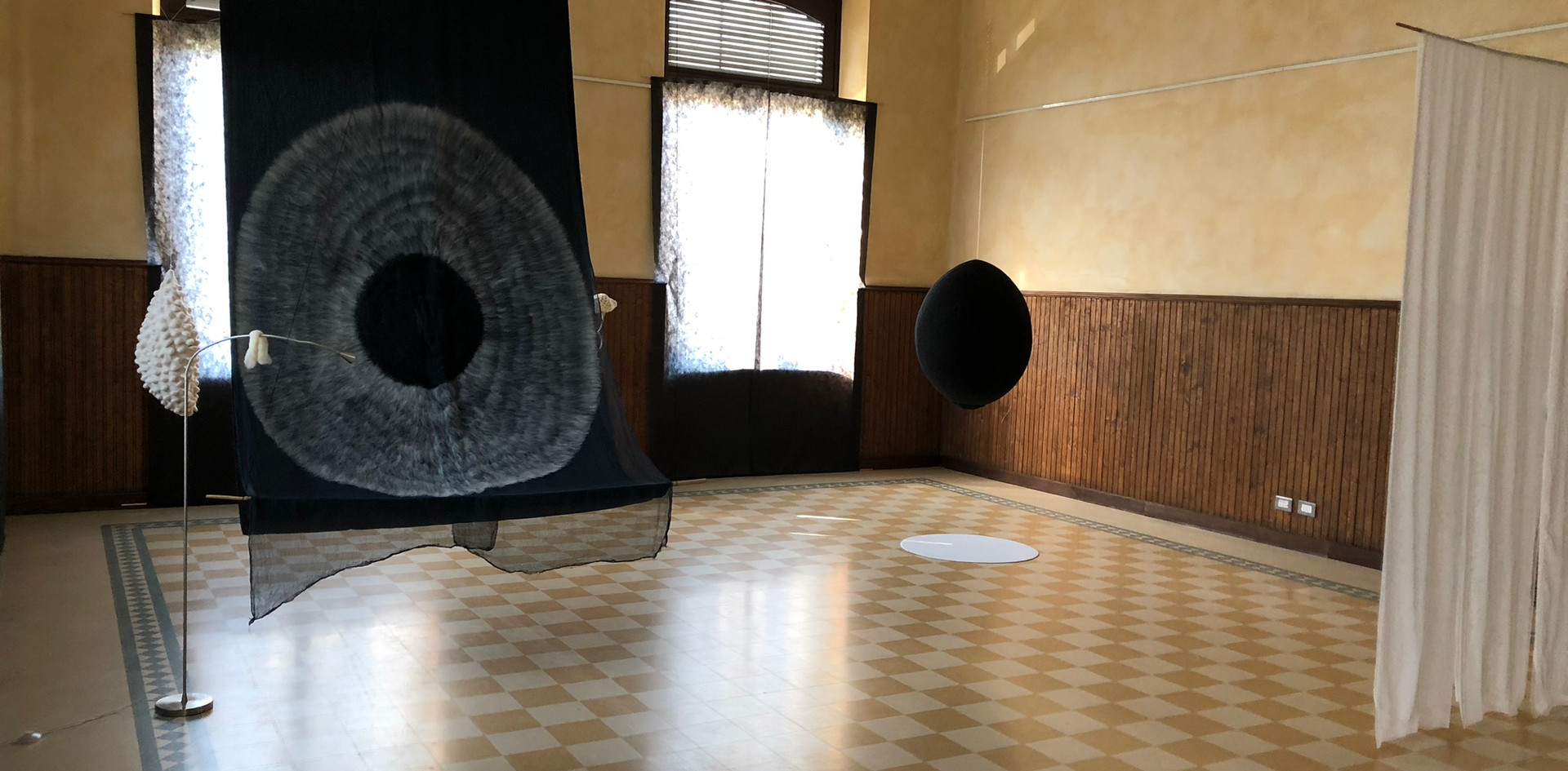 """mostra """"speratura"""" nell'ecomuseo del Villaggio Leumann, Collegno/TO.2018"""
