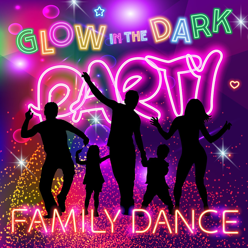 Family Neon New year Dance 12 PM session (12-3 PM)