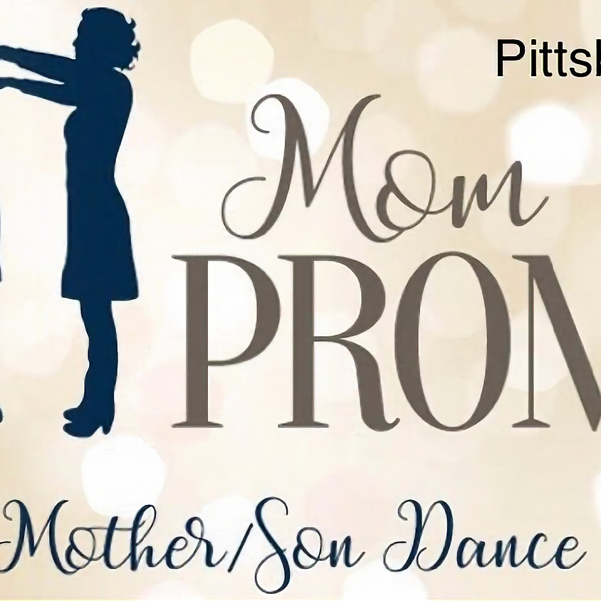 Mother/Son Dance   1 PM