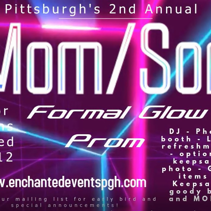 MOM / SON GLOW PROM Sons aged 3-7 (1)