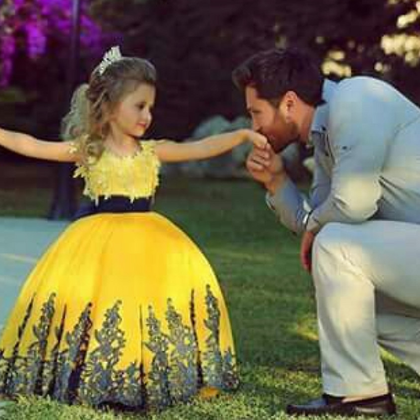 VIRTUAL Daddy / Daughter Under the Sea Enchanted Dance