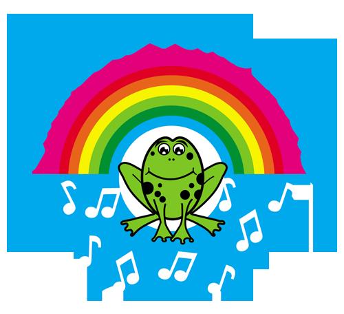 RAINBOW POND LOGO