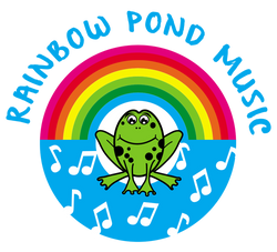 RAINBOW POND LOGO