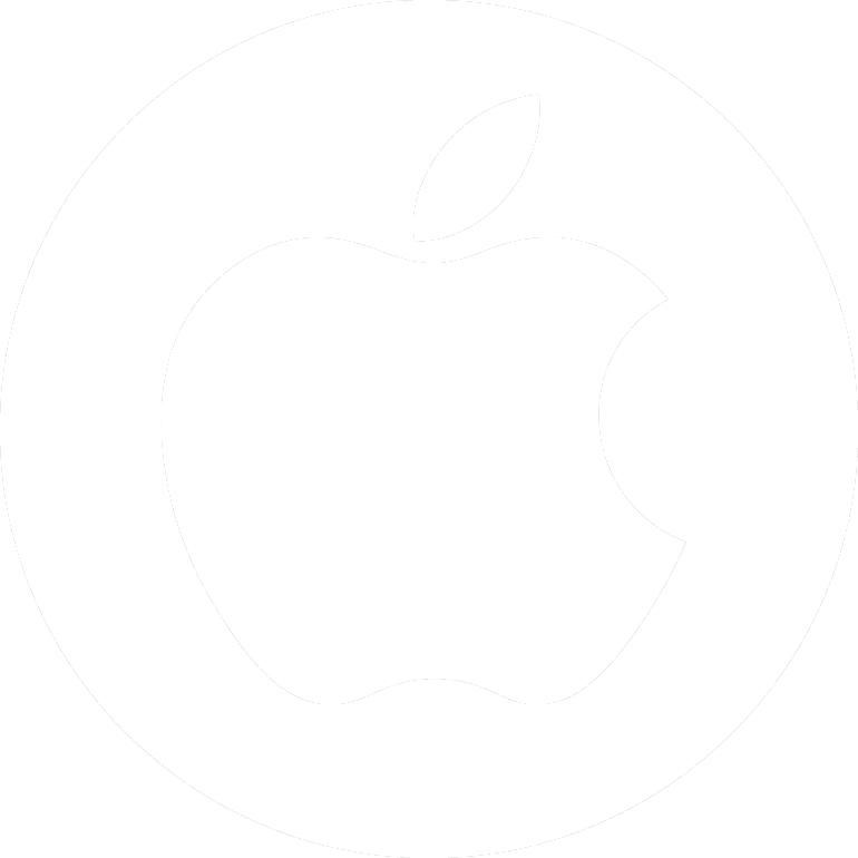 App Store icoon wit