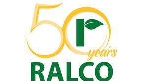 Ralco Hosts 50th Anniversary Celebration
