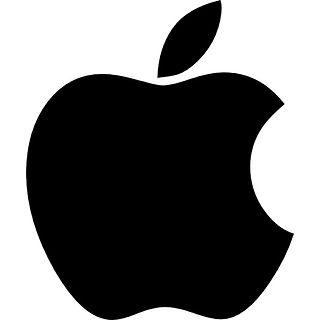 mela-forma-nera-logo-con-un-buco-morso_3