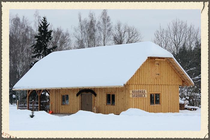 Darbnīca ziemā