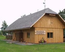 Darbnīcas ēka