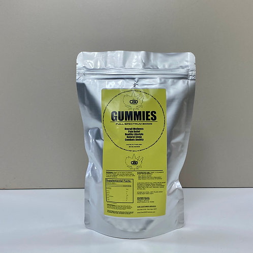 HEMP Gummies Full Spectrum 300mg 30ct