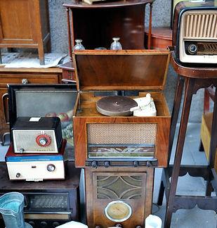 Old Radios- used goods