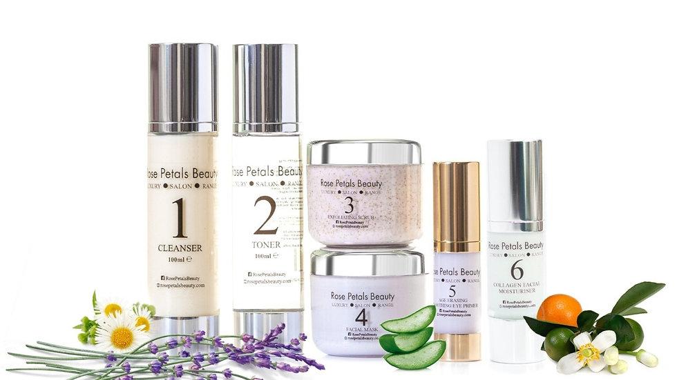 1-6 The Complete Skin Care Range