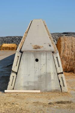 Bunker Silo - Sloped End