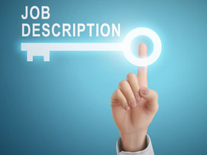 Why is a Job Description key?