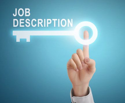 Why is a Job Description key?